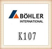 奥地利百禄K107模具钢